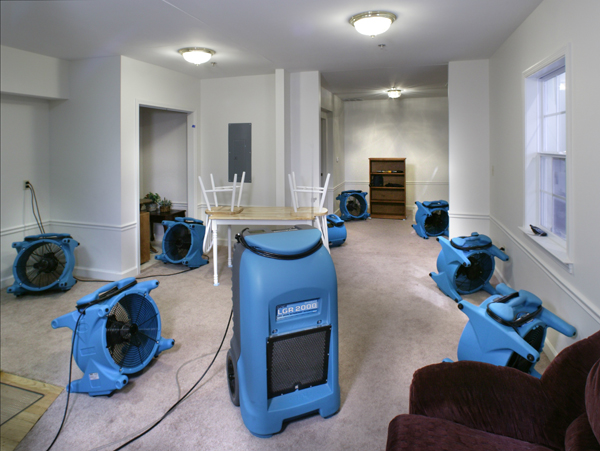 How to Minimize the Losses from Water Damage