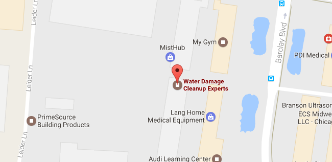 Water Damage Cleanup Experts Long Grove