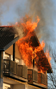 Fire Damage Restoration in Long Grove IL