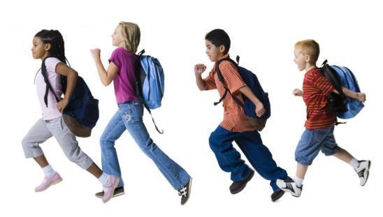Kids are Back to School