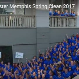 ServiceMaster Gives Back to the Community with Memphis Spring Clean 2017