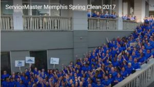 ServiceMaster Gives Back to the Community: Spring Clean 2017