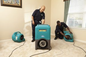 servicemaster water damage cleanup