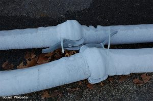 Frozen Pipes