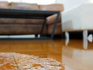 standing water may cause not just water damage, but also structural damage via mold