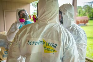 decontamination and disinfection cleaning in Libertyville, IL by ServiceMaster DAK in Buffalo Grove, IL
