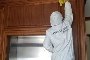 home and commercial disinfection services by ServiceMaster DAK